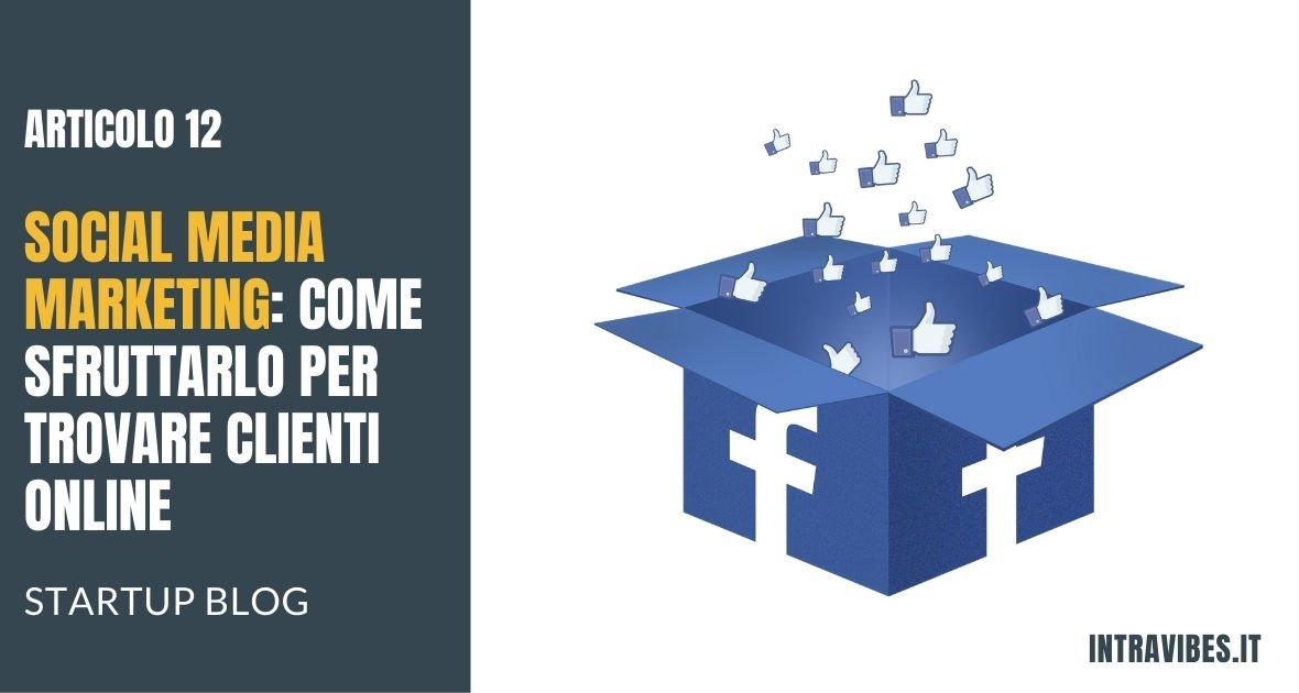 Copertina articolo Social Media Marketing